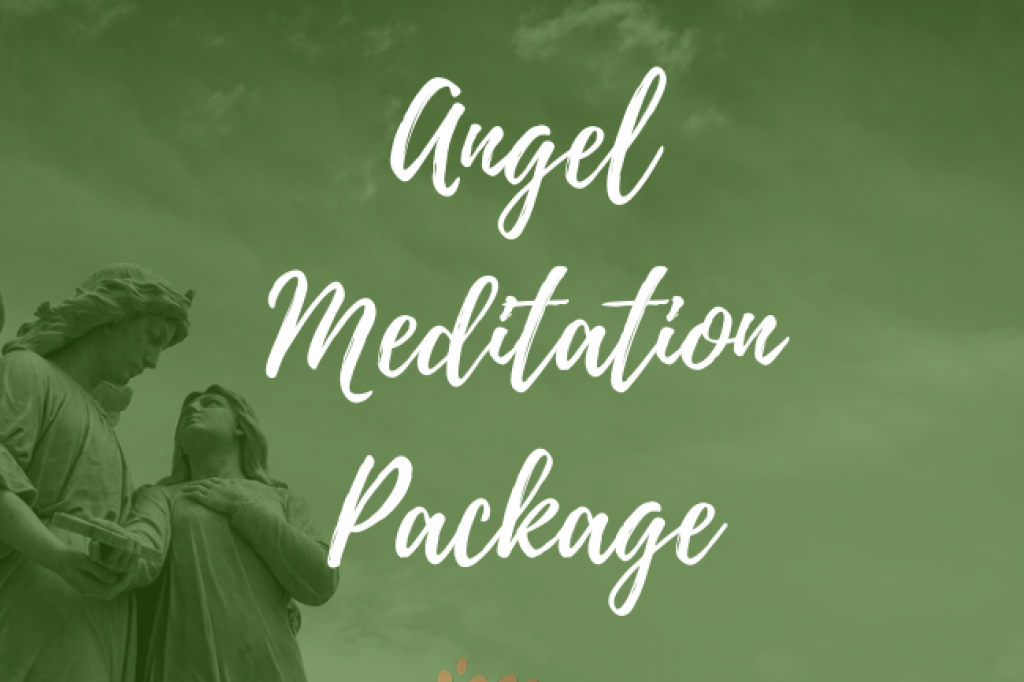 Angel Meditation Package by Dr. Roy Martina