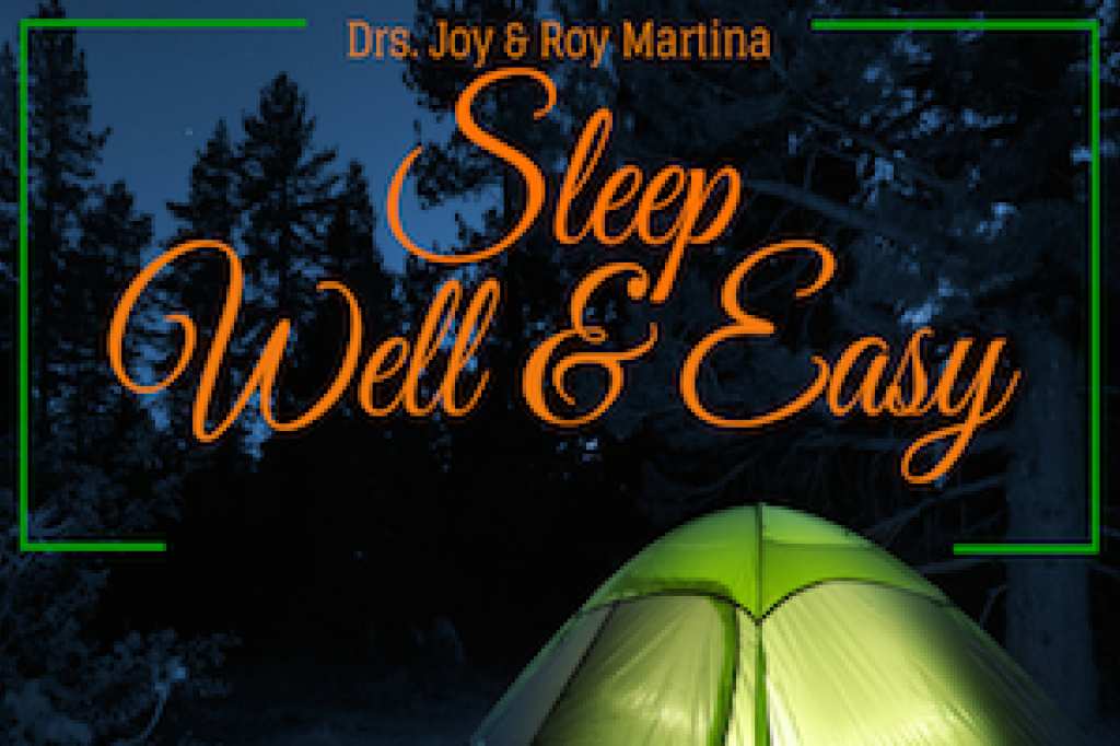 Sleep Well and Easy Guided Meditation