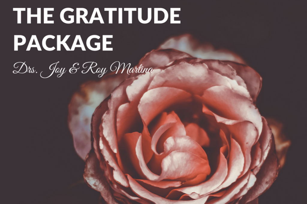 The Gratitude Package